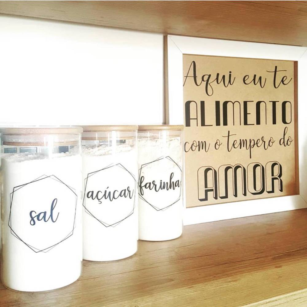 ETIQUETAS PARA MANTIMENTOS - HIVE